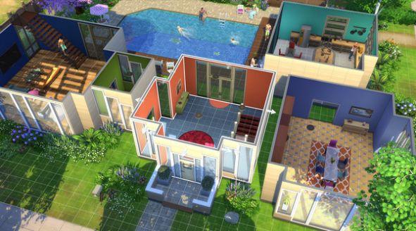模拟人生4乡村生活