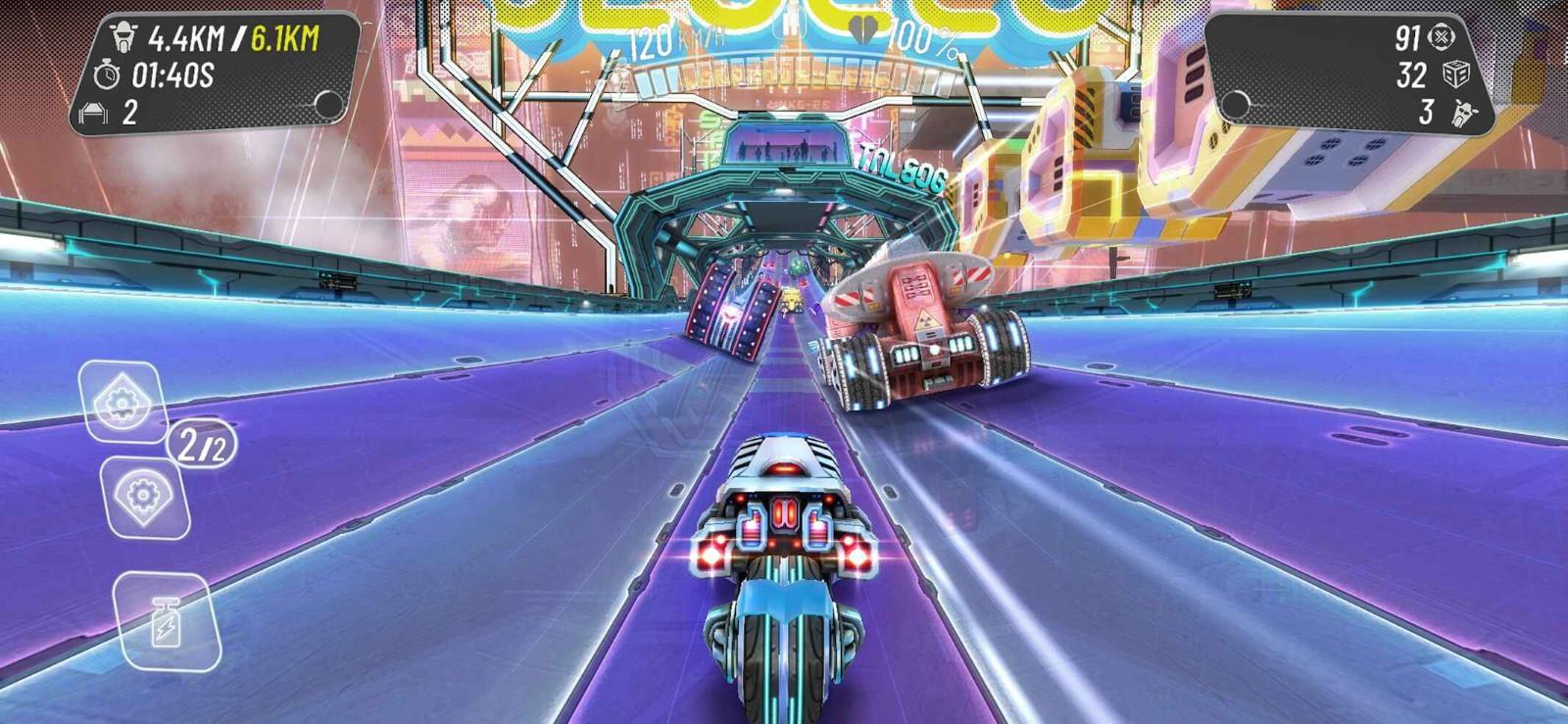 超现实摩托飙车游戏下载-超现实摩托飙车安卓版下载v2.0.2-叶子猪游戏网