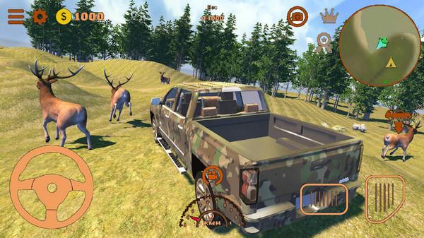 狩猎探险模拟器