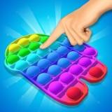 手指抗压泡泡玩具
