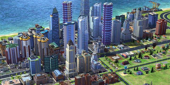 模拟城市我是市长版本大全